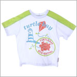Bobby Mack *TURTLE BAY* White Tee