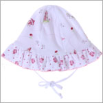 Kissy Kissy *Enchanted* Reversible Floppy Hat
