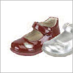 Z: L'Amour PATENT WINE High Top Mary Janes