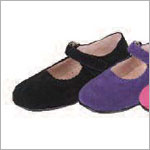 Z: L'Amour BLACK Plain Mary Janes