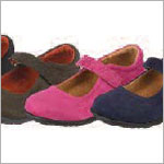Z: L'Amour FUCHSIA Mary Janes