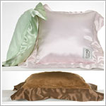 Z: Little Giraffe Luxe Satin Pillow *More Colors!*