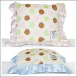 Z: Little Giraffe Luxe Spotted Pillow *More Colors!*