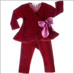 Luna Luna Red Cupid Lounge Set