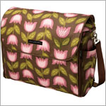 Z: Petunia Pickle Bottom Glazed Abundance Boxy Backpack - Heavenly Holland