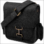Z: Petunia Pickle Bottom Journey Pack Compact - Heathered Black