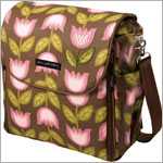Z: Petunia Pickle Bottom *Glazed* Boxy Backpack - Heavenly Holland