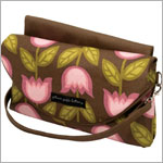 Z: Petunia Pickle Bottom *Glazed* Change-It-Up Clutch - Heavenly Holland