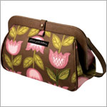 Z: Petunia Pickle Bottom *Glazed* Cross Town Clutch - Heavenly Holland