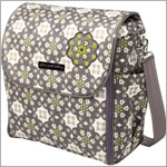 Z: Petunia Pickle Bottom *Glazed* Boxy Backpack - Misted Marseille