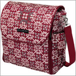 Z: Petunia Pickle Bottom *Glazed* Boxy Backpack - Travel Through Tivoli