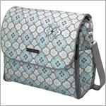 Z: Petunia Pickle Bottom Glazed Abundance Boxy Backpack - Classically Crete