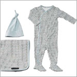 Z: Petunia Pickle Bottom Snuggle Set - BOYS Honeycomb