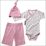 Z: Petunia Pickle Bottom Social Set - GIRLS Garden Lattice