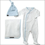 AD: Petunia Pickle Bottom Snuggle Set - BOYS Simple Sunburst 3/6m
