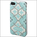 Petunia Pickle Bottom Adorn Phone Case - Classically Crete