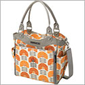 Petunia Pickle Bottom Glazed City Carryall - Daydreaming in Dax