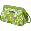 Petunia Pickle Bottom Glazed Cross Town Clutch - Gardens in Glasgow
