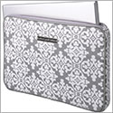 Petunia Pickle Bottom Carried Away Laptop Case - Breakfast in Berkshire