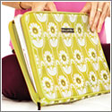 Petunia Pickle Bottom Carried Away Laptop Case - Sunlit Stockholm