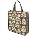 Petunia Pickle Bottom Shopper Tote - Oslo in Bloom