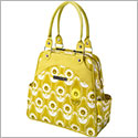 Petunia Pickle Bottom Glazed Sashay Satchel - Sunlit Stockholm