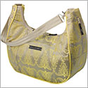 Petunia Pickle Bottom Brocade Touring Tote - Moonstone Roll