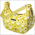 Petunia Pickle Bottom Glazed Touring Tote - Sunlit Stockholm