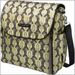 Z: Petunia Pickle Bottom *Brocade* Boxy Backpack - Citrine Roll