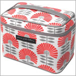 Z: Petunia Pickle Bottom *Glazed* Travel Train Case - Delightful Dubrovnik