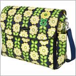 Z: Petunia Pickle Bottom Glazed Abundance Boxy Backpack - Passport to Prague