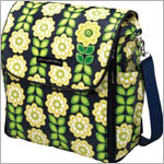 Z: Petunia Pickle Bottom *Glazed* Boxy Backpack - Passport to Prague