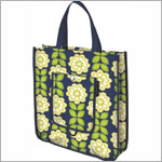 Z: Petunia Pickle Bottom Reusable Shopper Tote - Passport to Prague