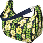 Z: Petunia Pickle Bottom *Glazed* Touring Tote - Passport to Prague