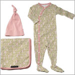 Z: Petunia Pickle Bottom Snuggle Set - GIRLS Sweet Clover