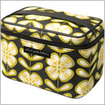 Z: Petunia Pickle Bottom *Glazed* Travel Train Case - Lively La Paz