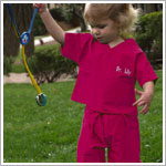Z: My First Scrubs Shirt and Pant Set *Many Colors!*