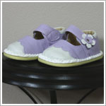 II: Rainbow Steps Lavender/White Mary Janes *DARLING*