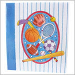 R: Frances Meyer *SPORTS* Scrapbook
