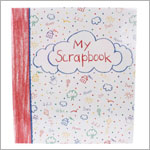 R: Frances Meyer *MY SCRAPBOOK* Scrapbook