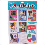 R: Frances Meyer Solid Fun Scrapbook Kit