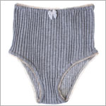 R: Cotton Bebe Grey Panty