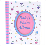 R: Baby's Petite Photo Album