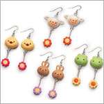 Russ *Charming Egg-Cessories* Springtime Earrings *MANY CHOICES*
