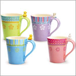 Russ Springtime Mug *MANY COLORS*