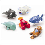Russ Wind-Up Sea Life Creatures