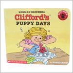 R: Scholastic Clifford's Puppy Days Board Book