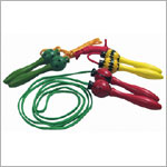 Schylling Wooden Handle Jump Rope