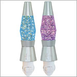 Schylling Glitter Lava Night Light *Pink or Blue!*