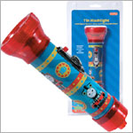 Schylling Thomas the Train Tin Flashlight